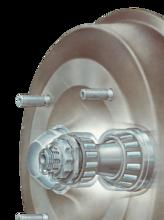 Removing wheel bearings