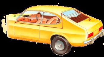 Fixing a heated rear window