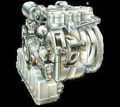 How a rotary Wankel engine works