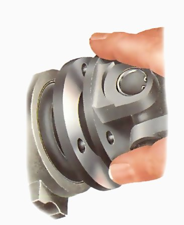 Replacing transmission oil seals