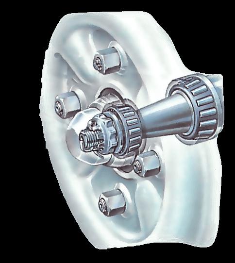 Adjusting wheel bearings | How a Car Works
