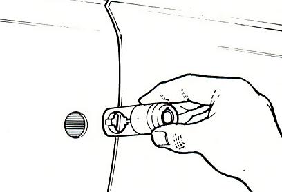 3. Fit lock