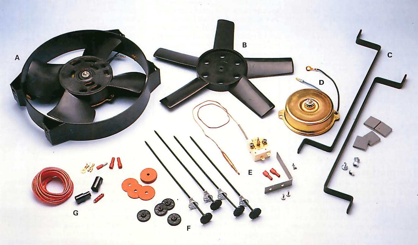Fan kits