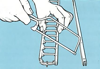 3. Cutting ladders