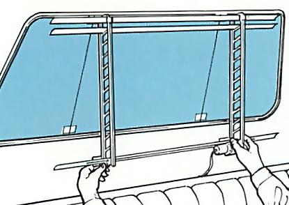 7. Lower brackets