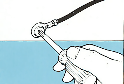 9. Electric blind wiring