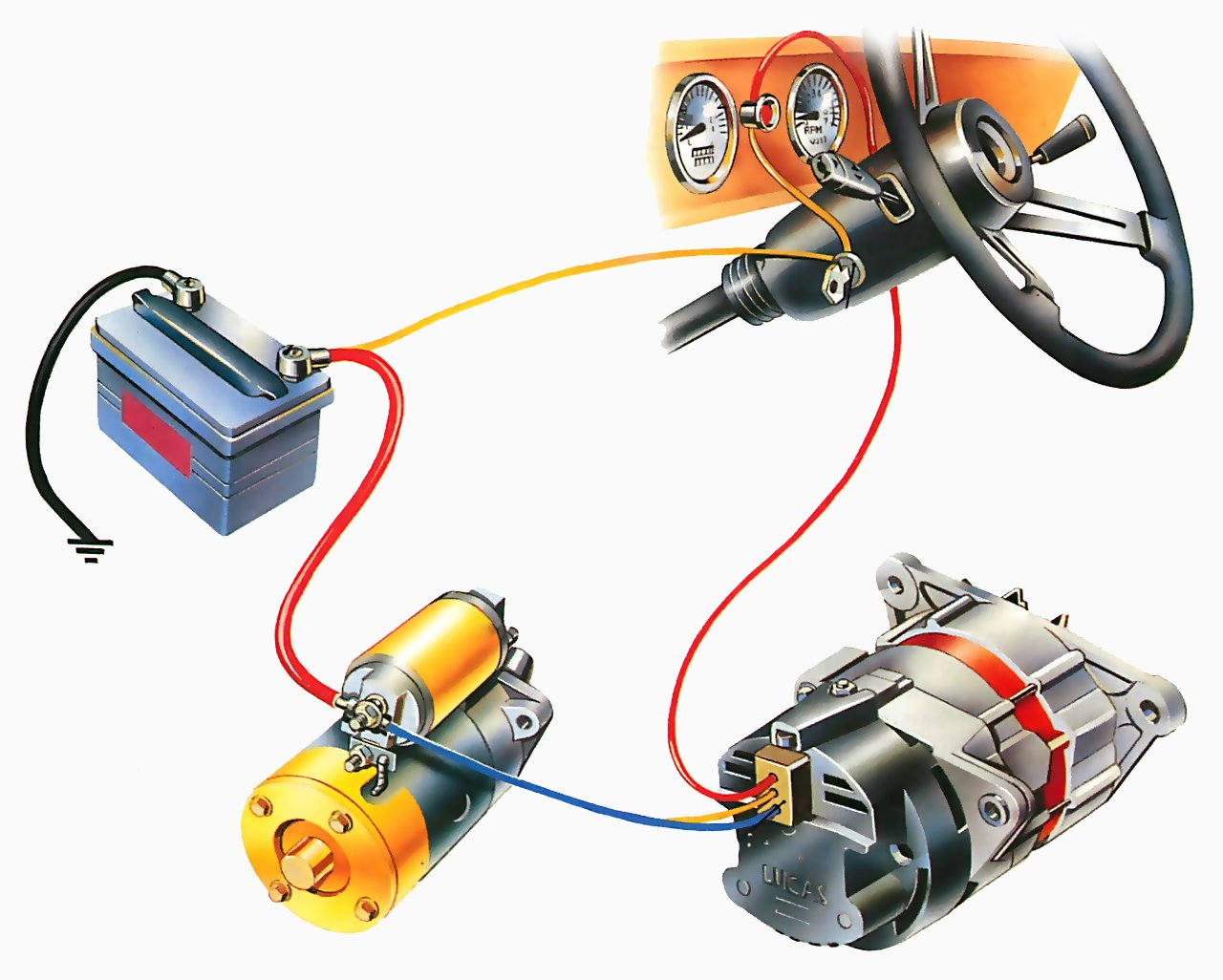 Uym Ev further A also The Warning Light Circuit Base X moreover Start Switch Wiring Readingrat Of Massey Ferguson Wiring Diagram Alternator together with A. on tractor glow plug indicator wiring