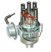 Overhauling a Bosch distributor