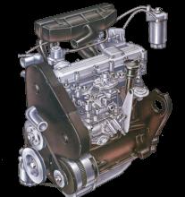 Servicing a diesel engine