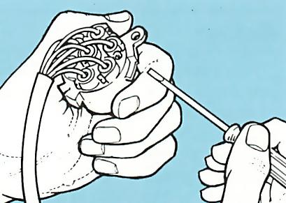 3. Socket wiring