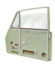 Adjusting and replacing window-winding mechanisms