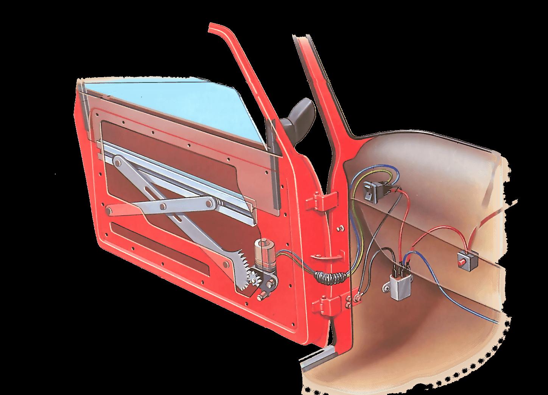 Repairing An Electric Window How A Car Works Nissan Elgrand E51 Fuse Box Diagram