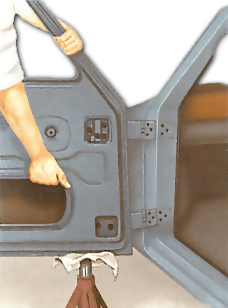 Renewing Hinge Pins And Hinges How A Car Works