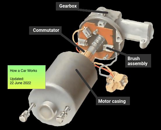 A Permanent Magnet Motor