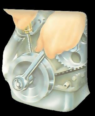 Adjusting a camshaft timing belt | How a Car Works