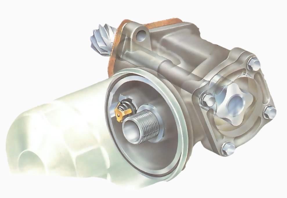 Engine oil pump replacement – Rotary Engine Diagram Oil Pump Motor