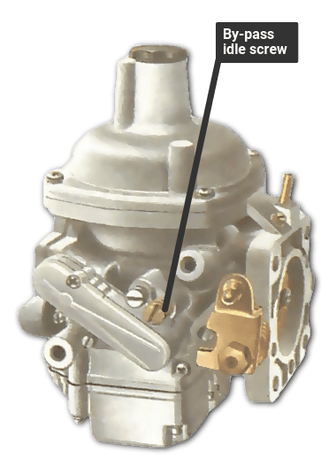 Adjusting an emission-control carburettor | How a Car Works