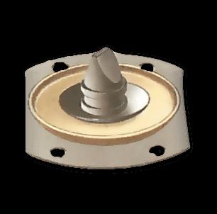 Two-way valve