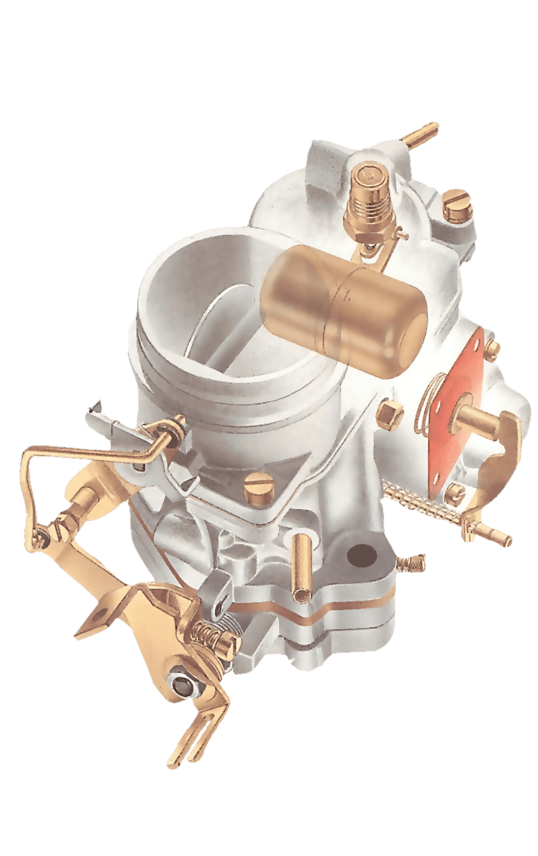 Checking and cleaning a fixed-jet carburettor | How a Car Works