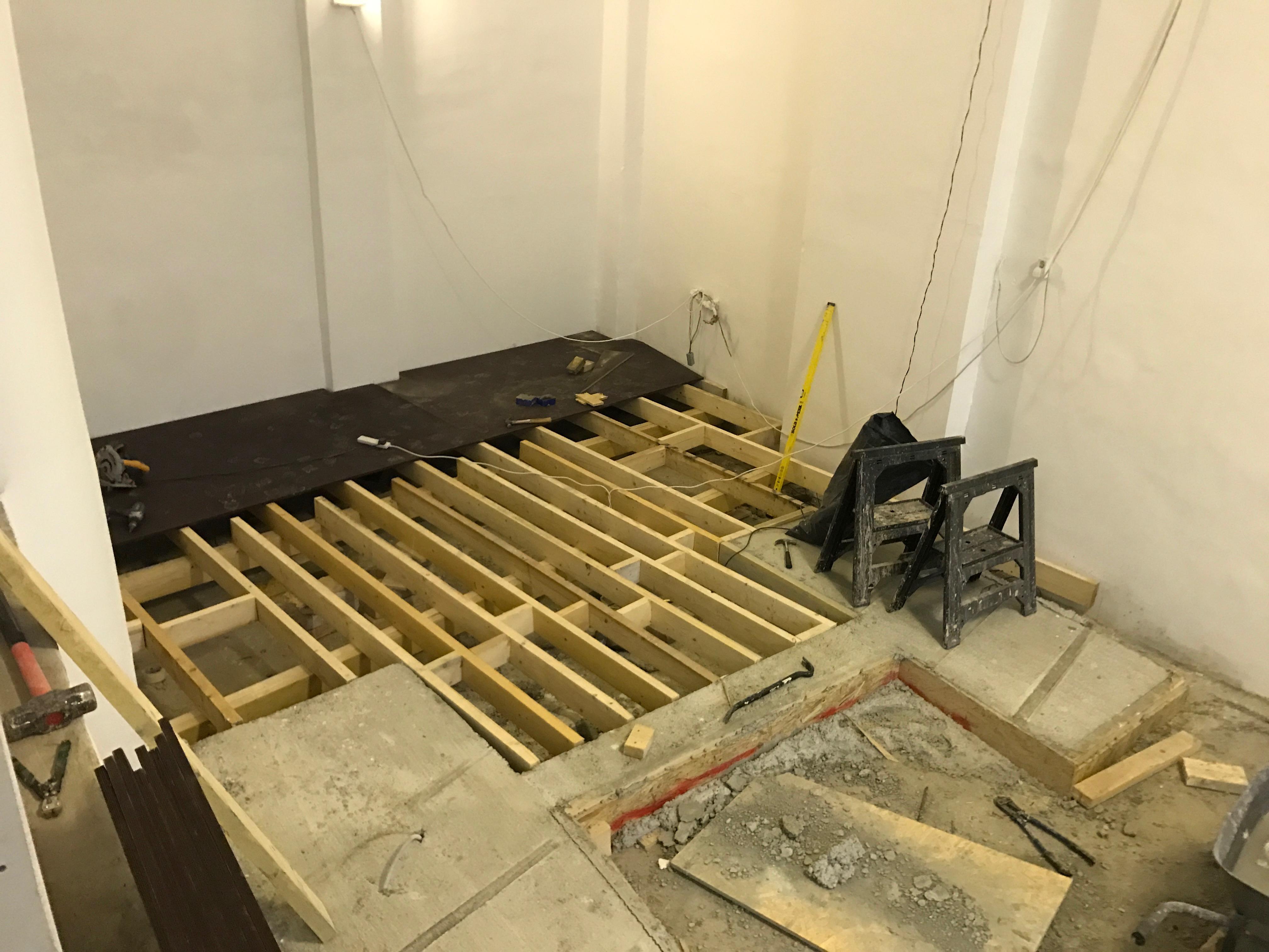 studio-floor-almost-complete