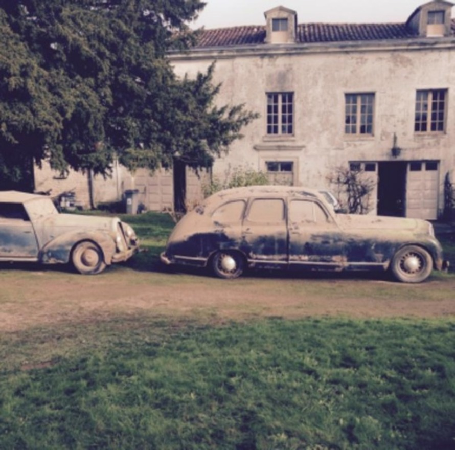 Sixty untouched classic cars discovered in French barn | How a Car