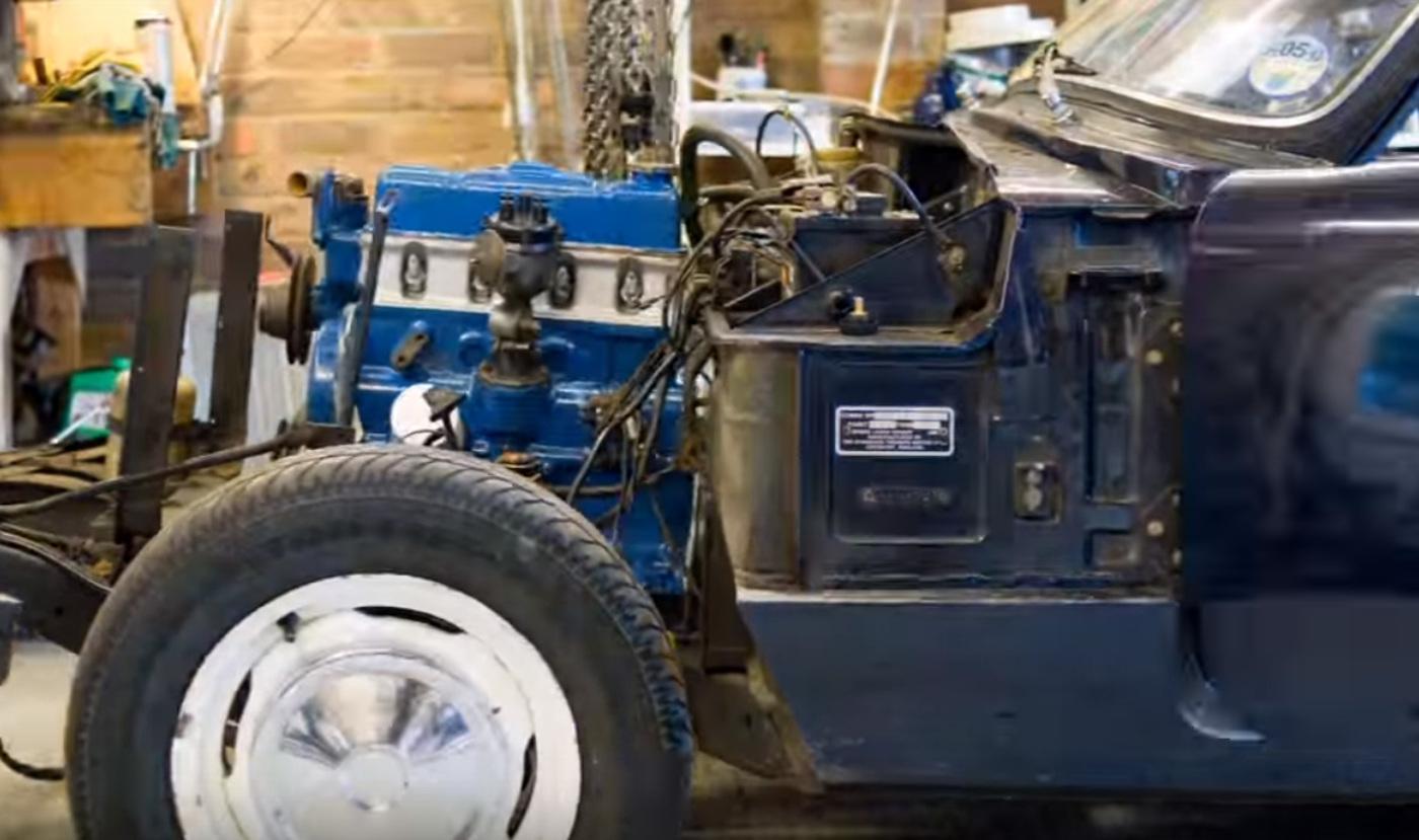 Engine rebuild w1400