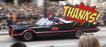 Batmobile designer George Barris dies at 89
