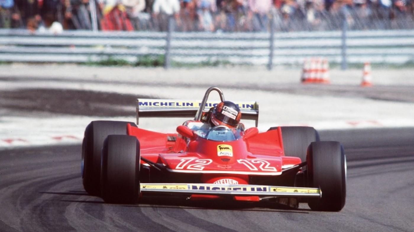 Villeneueve racing w1400