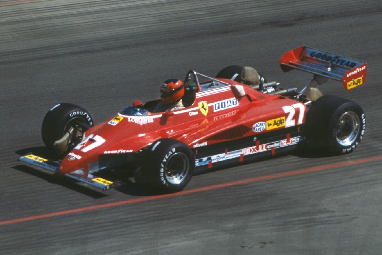 Villeneuve ferrari w1400