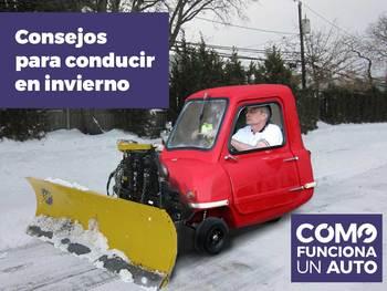 Consejos para conducir en invierno 2015