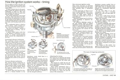 Cómo funciona la sincronización del motor