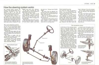 How the steering system works