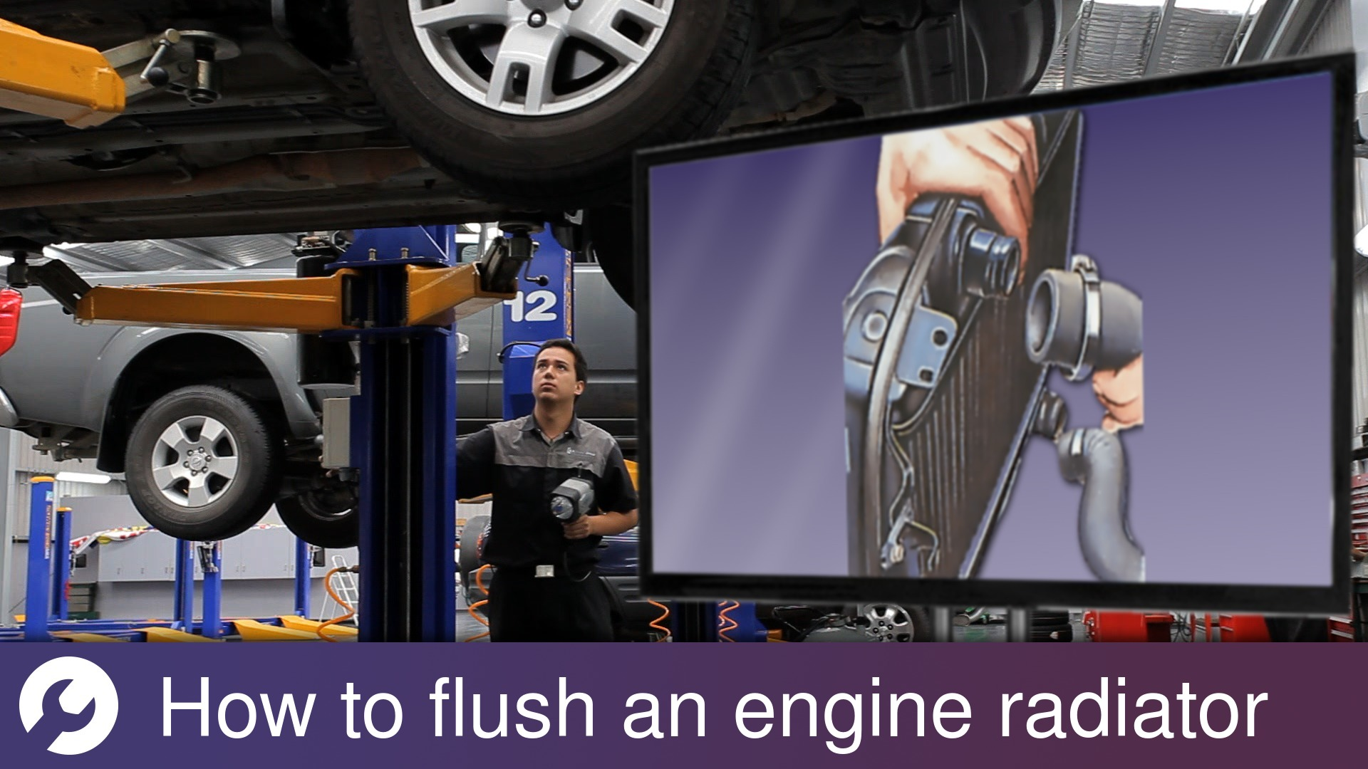 Comment vider un radiateur une voiture - Comment vider un chauffe eau electrique ...