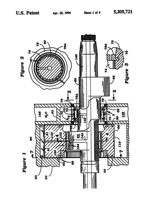 Rotary engine thumb