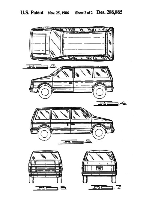 Automobile body