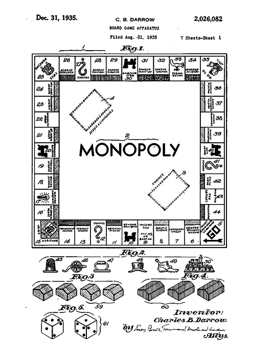 Monoploy board game thumb